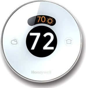 honeywell round thermostat | 70º 72º