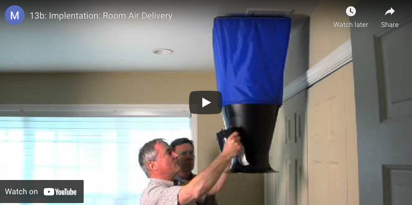 thumbnail: implementation: room air delivery